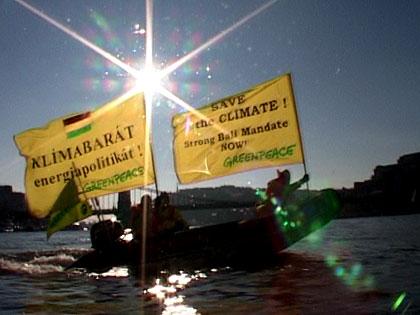Védd a klimát, ne siránkozz!