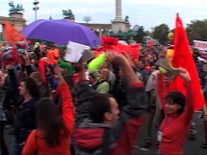 Többezer civil a Tarka Magyaron
