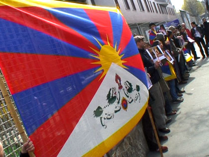 Hidegen hagyja Tibet a MOB-ot