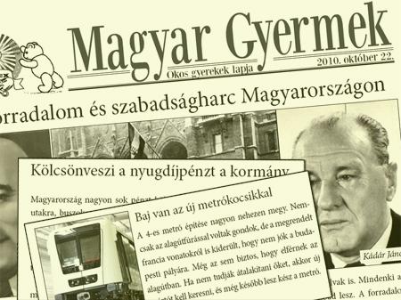 Magyar Gyermek, 2010 október 22.