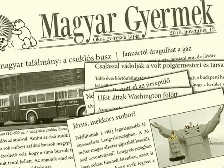 Magyar Gyermek, 2010. november 12.
