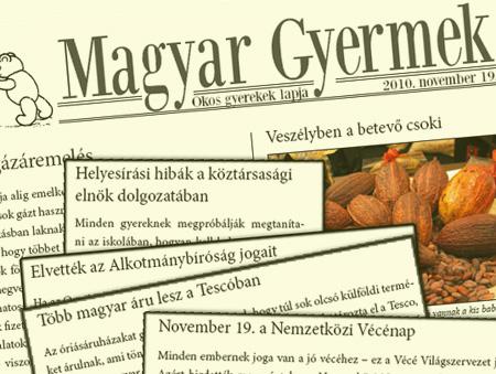 Magyar Gyermek