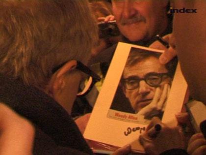 Woody Allen a Puskinban