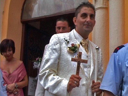 Győzike ötödik esküvője